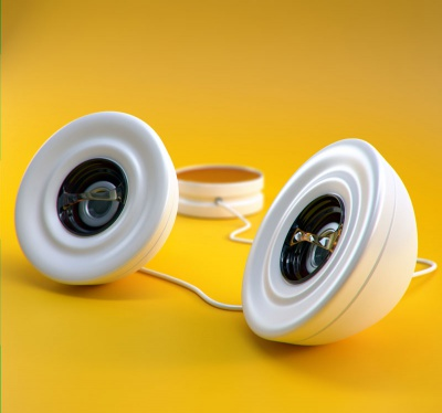 <span>Speaker 3D Modellemesi</span><i>→</i>